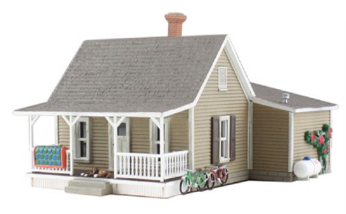 Woodland Scenics BR4926 Granny's House- N Scale